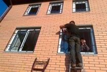 Монтаж решеток в Туле