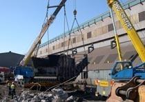 Демонтаж конструкций из металла в Туле